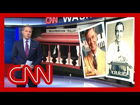Jake Tapper rethinks today's politics through the lens of Mr. Rogers