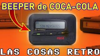 El BEEPER de COCACOLA 📟 Mensatel Buscapersonas