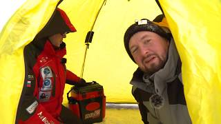 Палатка зонт 2 х местная для зимней рыбалки