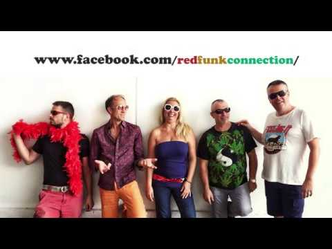 Red Funk Connection Gruppo funk  composto da 5 el Bolzano Musiqua