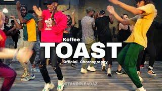 Koffee  Toast | Tango Leadaz Class Choreography