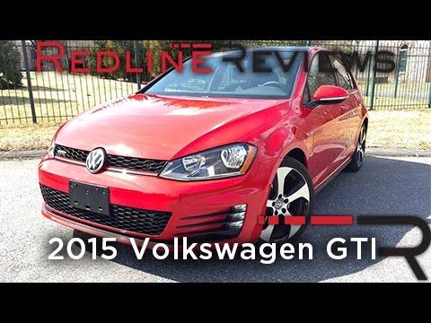 Redline Review: 2015 Volkswagen GTI