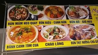 Little Saigon Summer Night Market   Chợ đêm Phước Lộc Thọ Nam California Hè 2019