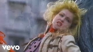Cyndi Lauper  Change Of Heart