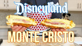 How To Make  A Disneyland Monte Cristo Sandwich | Newbie Disney Guide