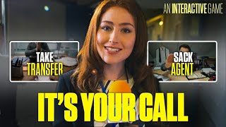 This Is Your Interactive Football Adventure | Your Call