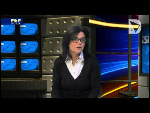 Passioni & Politica - La consigliera regionale dei Fratelli d'Italia Marina Staccioli ospite in studio di Elisabetta Matini.