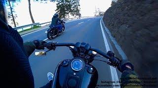 Harley-Davidson Breakout Rideout (23.03.19)