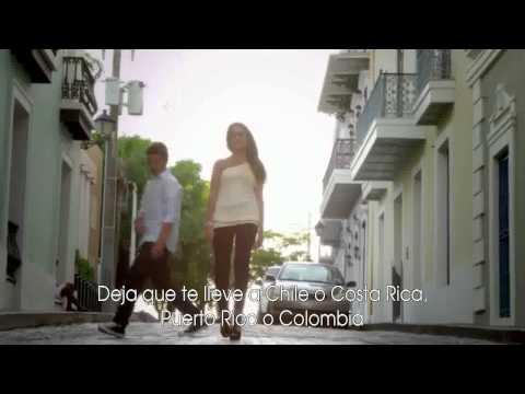 Matt Hunter - Mi Amor - En Español (Music Video)