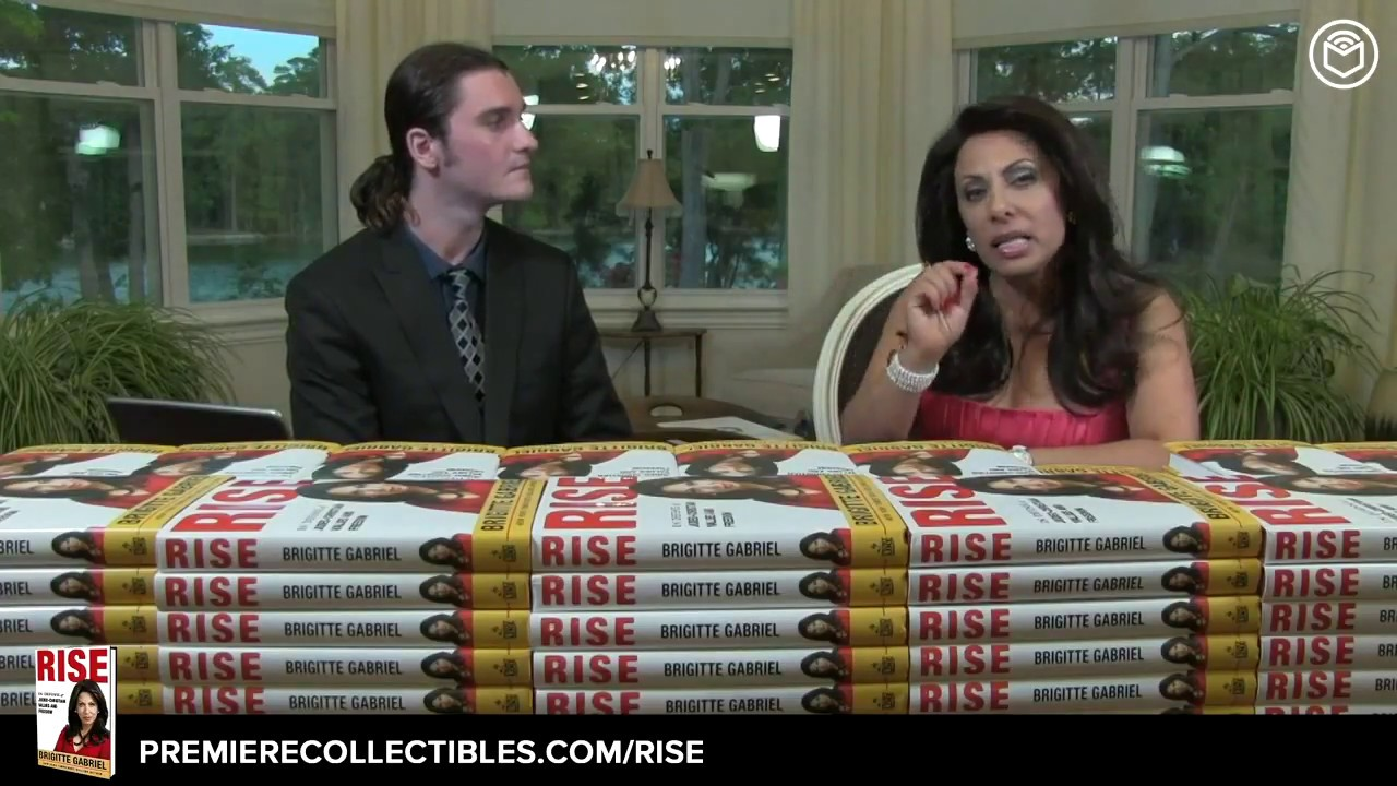 Rise: In Defense of Judeo-Christian Values and Freedom by Brigitte Gabriel