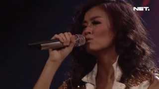 Gambar cover Konser Make It Happen - Agnez Mo Rapuh