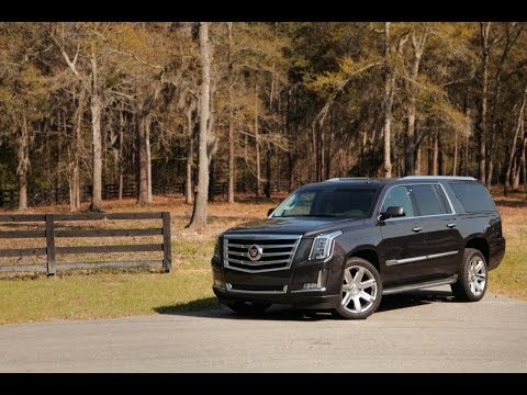 2015 Cadillac Escalade Review