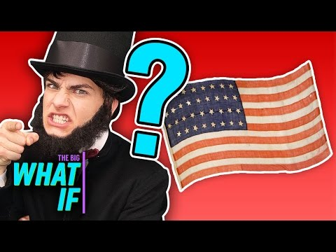 WHAT IF ABRAHAM LINCOLN...?