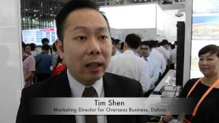 Detektor TV: Report from CPSE in China  and the security market trends