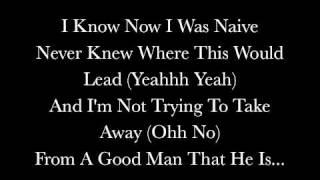 Alicia Keys-Goodbye(Lyrics)