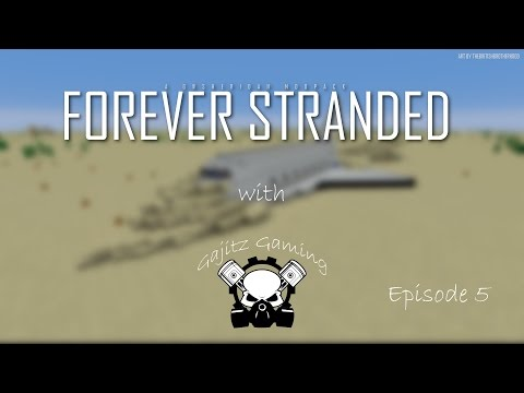 Forever Stranded [Hardcore mode] - Ep5 - Chicken Hammer