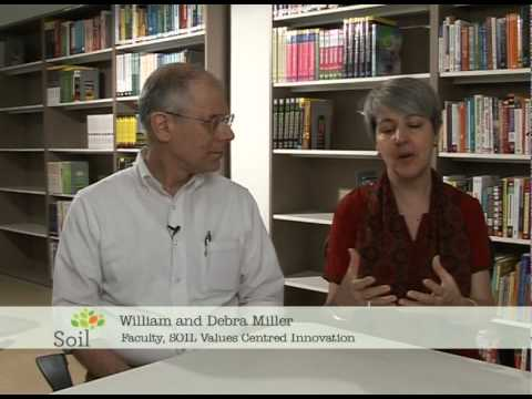 William & Debra Miller, SOIL Faculty - Values Centred Innovation