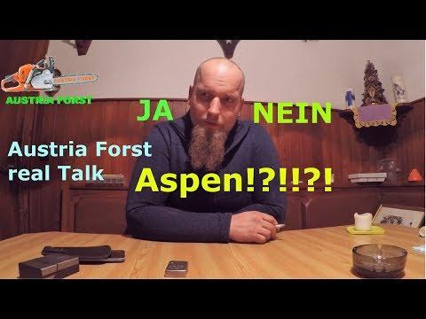 Aspen ja oder nein     Austria Forst real Talk