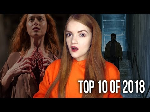 MY TOP 10 HORROR FILMS OF 2018