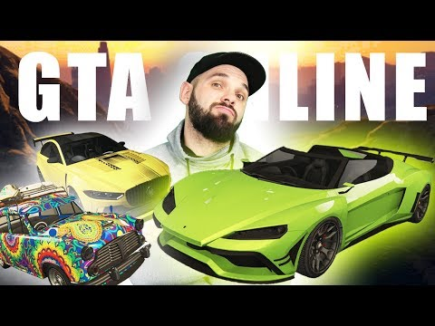 NOVÉ NEJRYCHLEJŠÍ SUPER AUTO v GTA V ONLINE?!