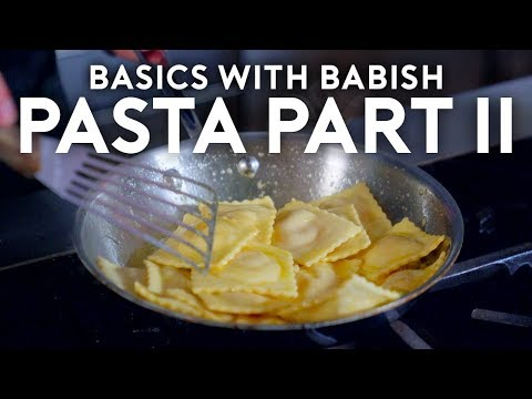 Download Pasta Part II: Filled Pasta | Basics with Babish HD Mp4 3GP Video and MP3