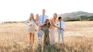FAMILY PICTURES / BEHIND THE SCENES: Kailee Wright