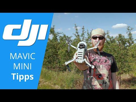 DJI Mavic Mini Tipps - Wo darf ich fliegen - Bevor du kaufst - Kalibrieren - Apps - Videobrille