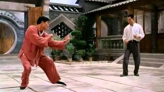 أفضل مباراة في التاريخ Jet Li VS Wu Shu Master