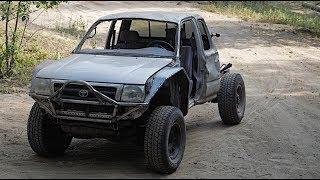 Tacoma Gets a Custom Front Bumper, Fenders, Frame Rust Repair + Tamdem Drifting