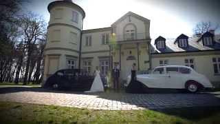 Sesja ślubna w Pałacu Lasotów 2014r