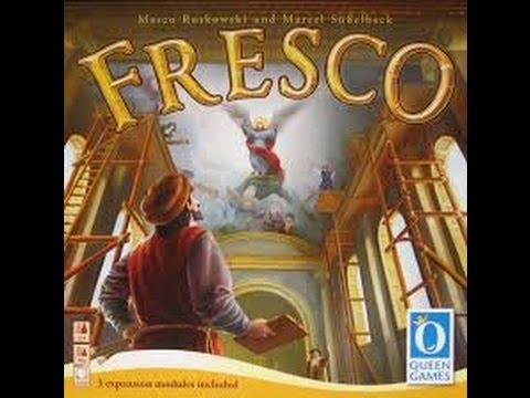 Chris's Game Room - 01 - Fresco