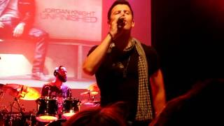 Jordan Knight at Crofoot Inside