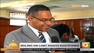 Activists want homosexuality decriminalised