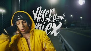 KHEA - Ayer Me LLamó Mi Ex ft. Lenny Santos [Official Video] #AMLME