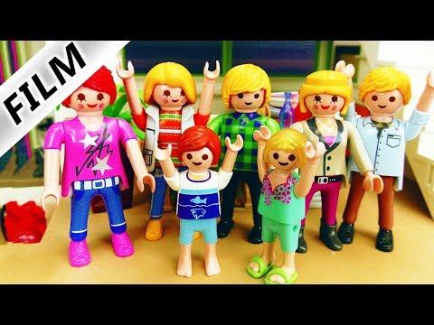 Playmobil Film Deutsch - FAMILIE VOGEL IN 20 JAHREN! EIN BLICK IN DIE FERNE ZUKUNFT - Kinderfilm