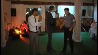 "Конкурс на свадьбе ""Караоке киллер"""