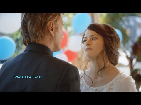 Once Upon A Time 7x04 Opening Scene  Younger Rumple & Belle  - Weaver & Alice Season 7 Episode 4
