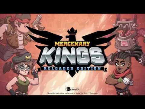 Mercenary Kings Reloaded Edition on Nintendo Switch! thumbnail