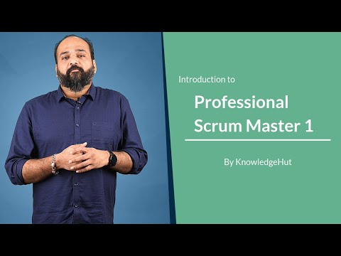Introduction to Professional Scrum Master PSM Training ... - YouTube