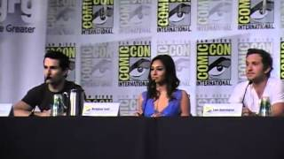 SDCC 2012 Being Human Panel 10 - BeingFans