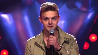 Gilles zingt 'I'm Gonna Be (500 miles)' | Blind Audition | The Voice van Vlaanderen | VTM