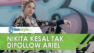 Nikita Mirzani Kesal, Ariel NOAH Tak Follback Dirinya di Instagram
