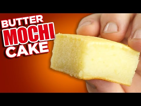 How to make Butter Mochi – Soft Chewy Hawaiian Desert recipe