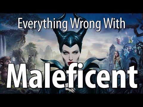 Everything Wrong With Maleficent In 13 Minutes Or Less