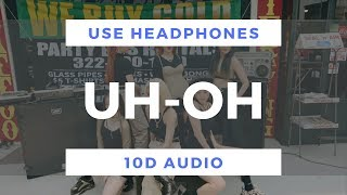 g idle uh oh 10d audio - TH-Clip