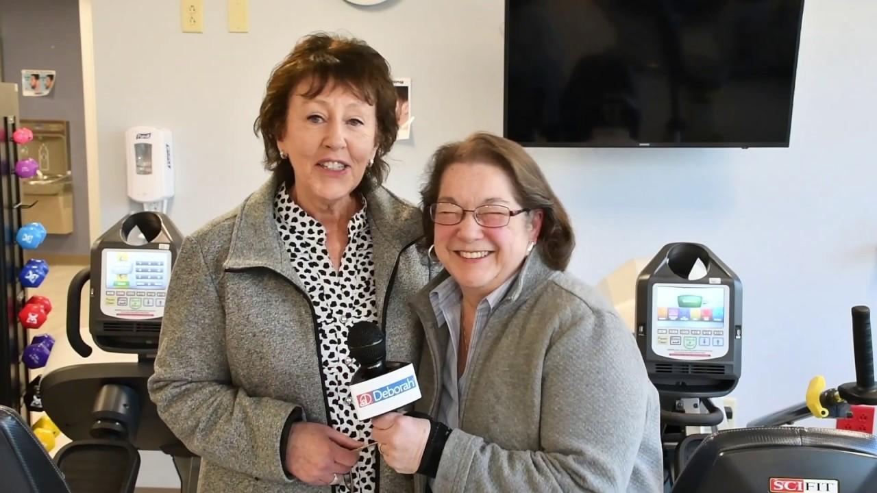 One Year of Cardiac Rehab at Deborah