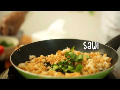Video Sauce Akhirat -  Nasi Goreng Vegetarian