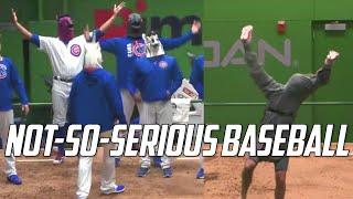 MLB | Not-So-Serious Baseball | Part 2
