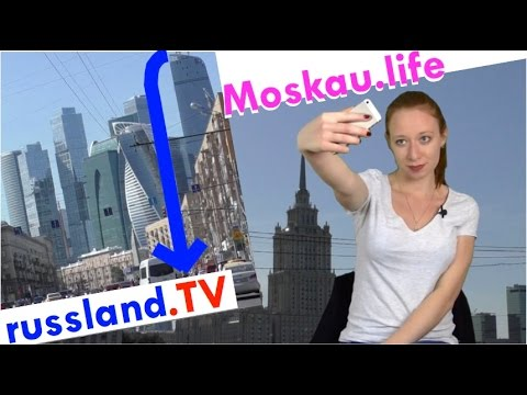Moskau: Dumme Selfie-Tode! [Video]