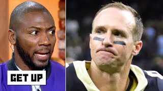 Ryan Clark: The Saints are better with Teddy Bridgewater at QB over Drew Brees | Get Up